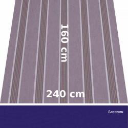 Store Lacanau 242 x 160 Amethyste et lambrequin Violette