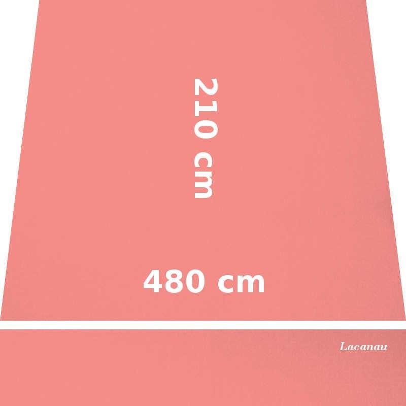 Store Lacanau 480 x 210 Saumon : descriptif