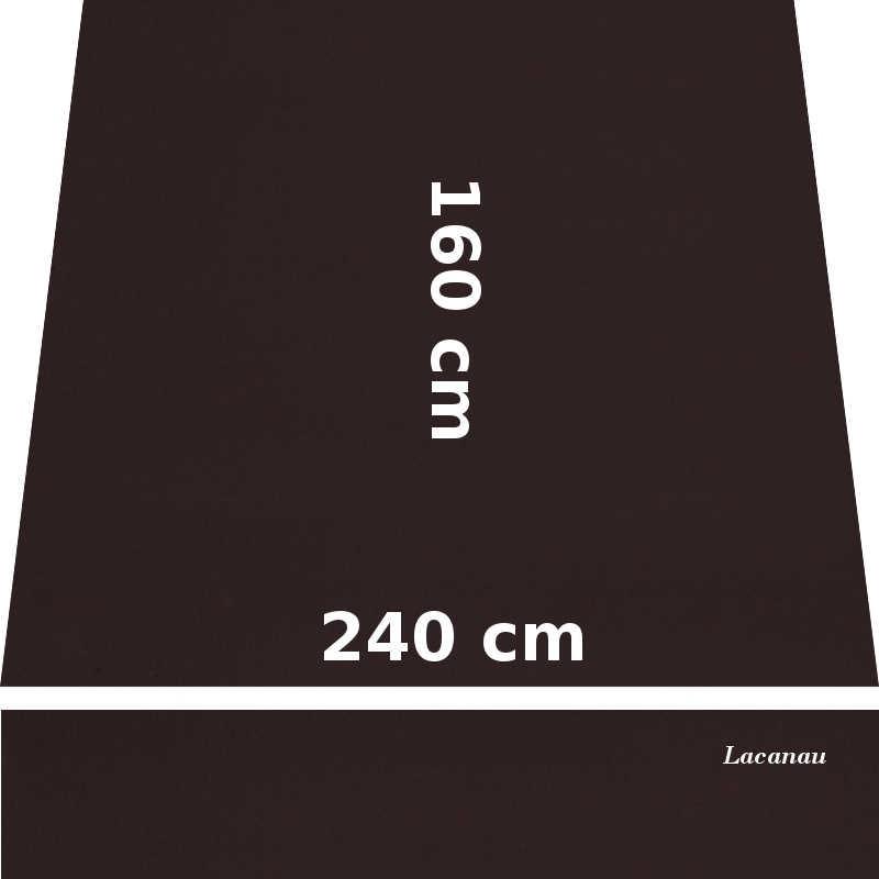 Store Lacanau 242 x 160 Chocolat : descriptif