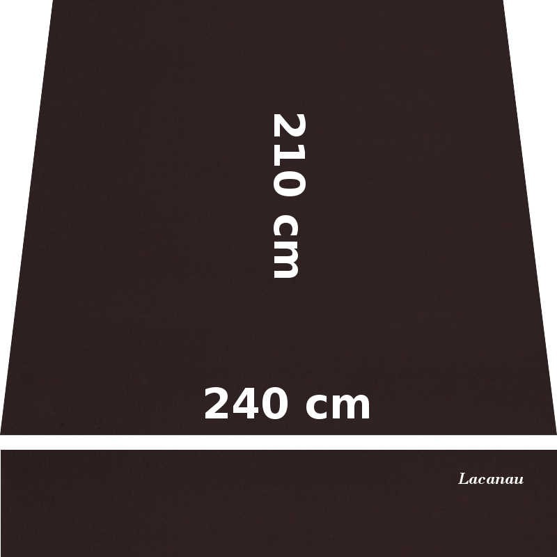 Store Lacanau 242 x 210 Chocolat : descrptif