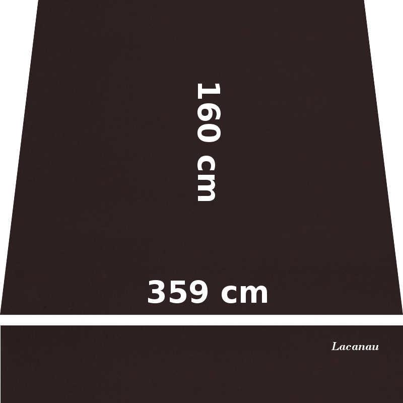 Store Lacanau 360 x 160 Chocolat : descriptif