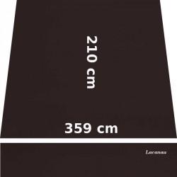 Store Lacanau 360 x 210 Chocolat : descriptif