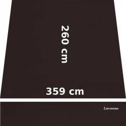 Store Lacanau 360 x 260 Chocolat : descriptif
