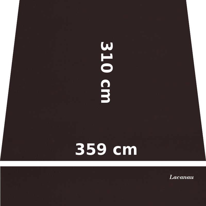 Store Lacanau 360 x 310 Chocolat : descriptif