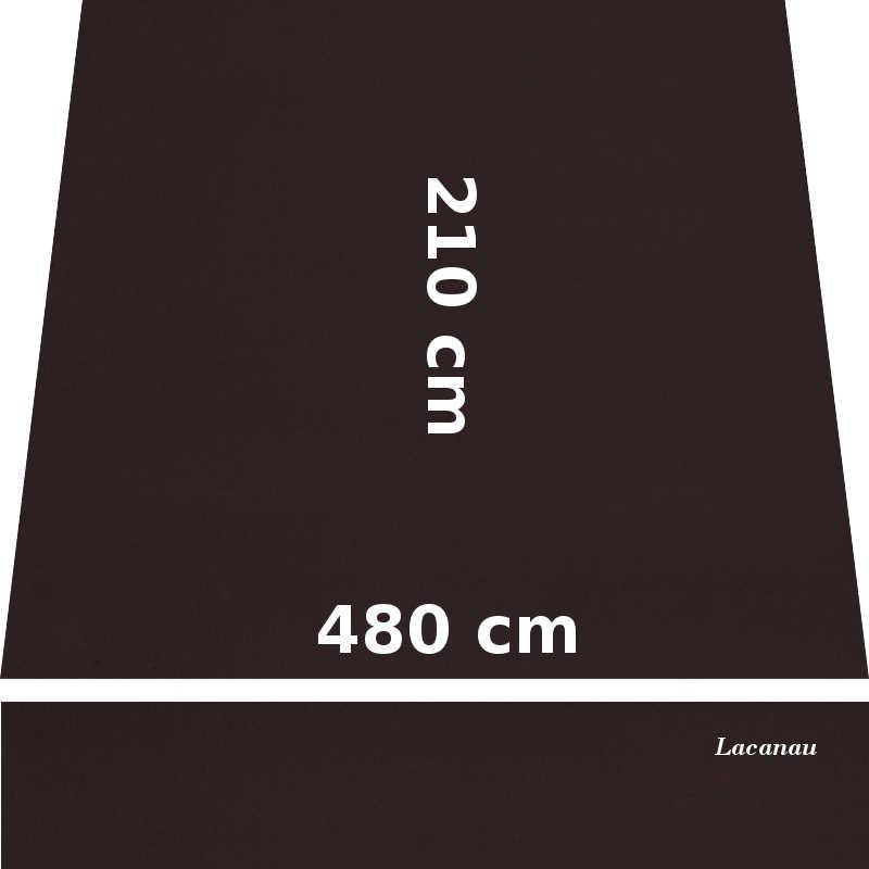 Store Lacanau 480 x 210 Chocolat : descriptif