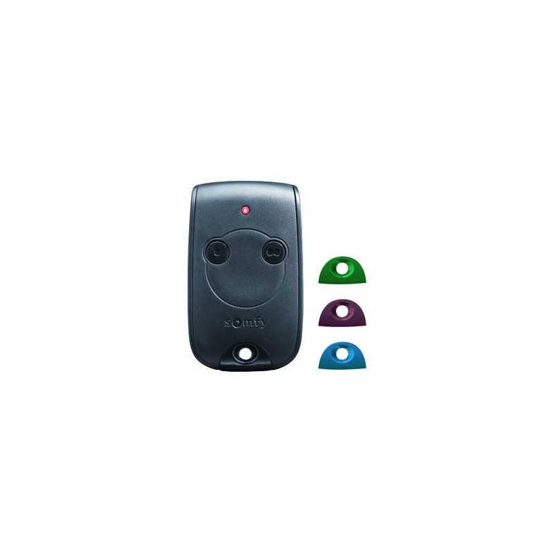 La télécommande Keytis 2 NS RTS émetteur idéal pour le portail et la porte de garage