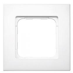 Smoove cadre design blanc laqué