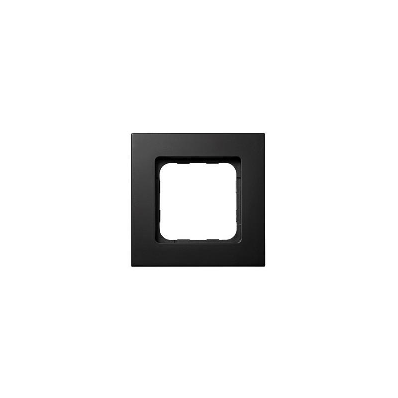 Smoove cadre design noir mat