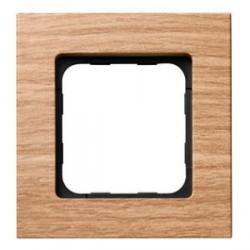 Smoove cadre design bambou foncé