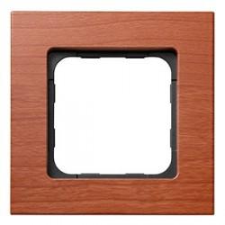 Smoove cadre design merisier