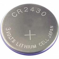 Pile CR2430 pour telecommande