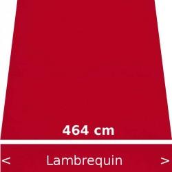 Lambrequin largeur 464 cm