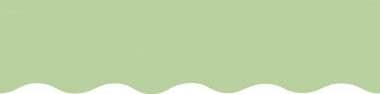 Store à vos mesures avec toile vert menthe
