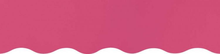 Stores toile unie couleur rose