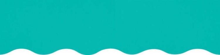 Stores avec toiles Vert Turquoise ( largeur en façade 550 cm )