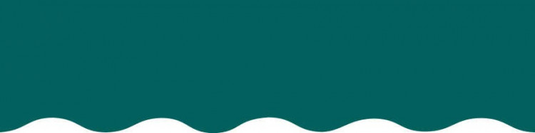 Toile de rentoilage coloris vert émeraude confectionnées sur mesures