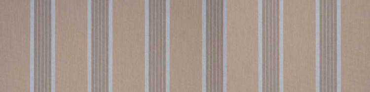Stores avec toiles Manosque Garrigue ( largeur en façade 400 cm )