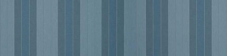 Stores toiles et toiles de stores à rayures fantaisie bleu craft