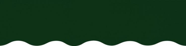 Stores toile unie couleur vert olive