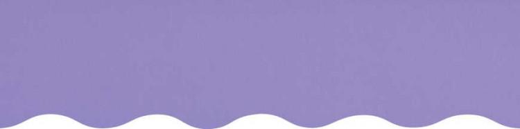 Stores toile unie couleur violet lilas