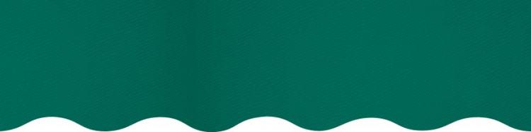 Stores toile unie couleur vert