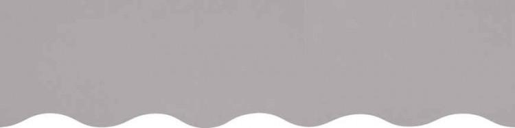 Toile unie couleur Gris moyen pour stores interieurs et exterieurs