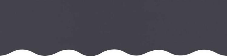 Stores toile unie couleur gris carbone