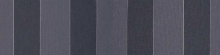Store et toile à rayures fantaisies collection Color Bloc modèle Black