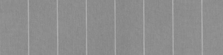 Stores toile à rayures fantaisies Naples gris clair
