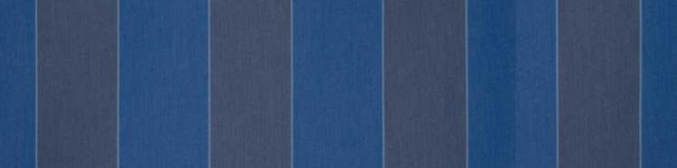 Toile de stores gamme Color Bloc couleur bleu