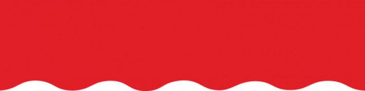 Stores avec toiles Rouge Vermillon ( largeur en façade 350 cm )