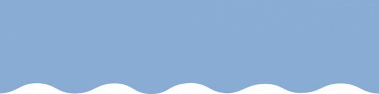 Toiles pour rentoilage bleu saphir confectionnées sur mesures