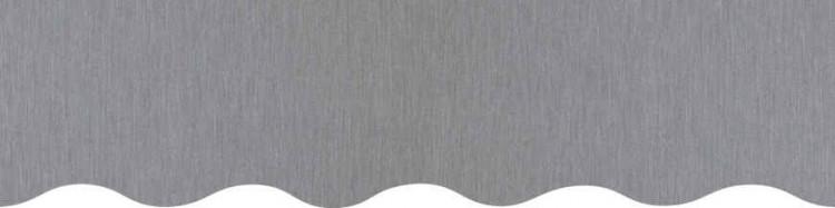 store,toile et lambrequin gris souris personnalisés ( sur mesures)